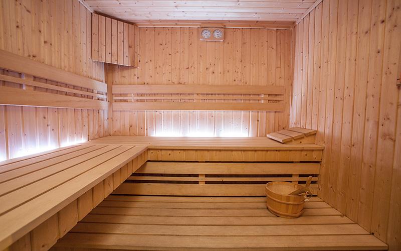 willa ryś sauna
