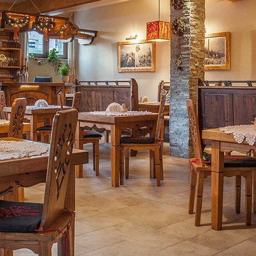 zakopane restauracja ryś antałówka